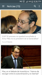 Noticias barcelona-cataluna - screenshot