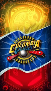 Colombia Pinball - screenshot