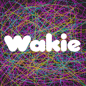 Wakie: Talk to Strangers, Chat For PC (Windows & MAC)