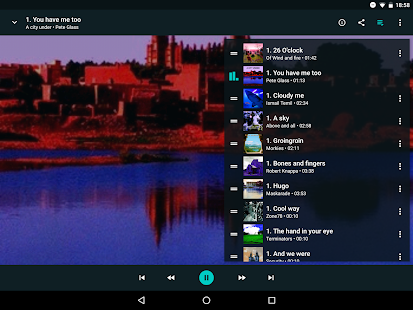 Yatse, the Kodi Remote Screenshot