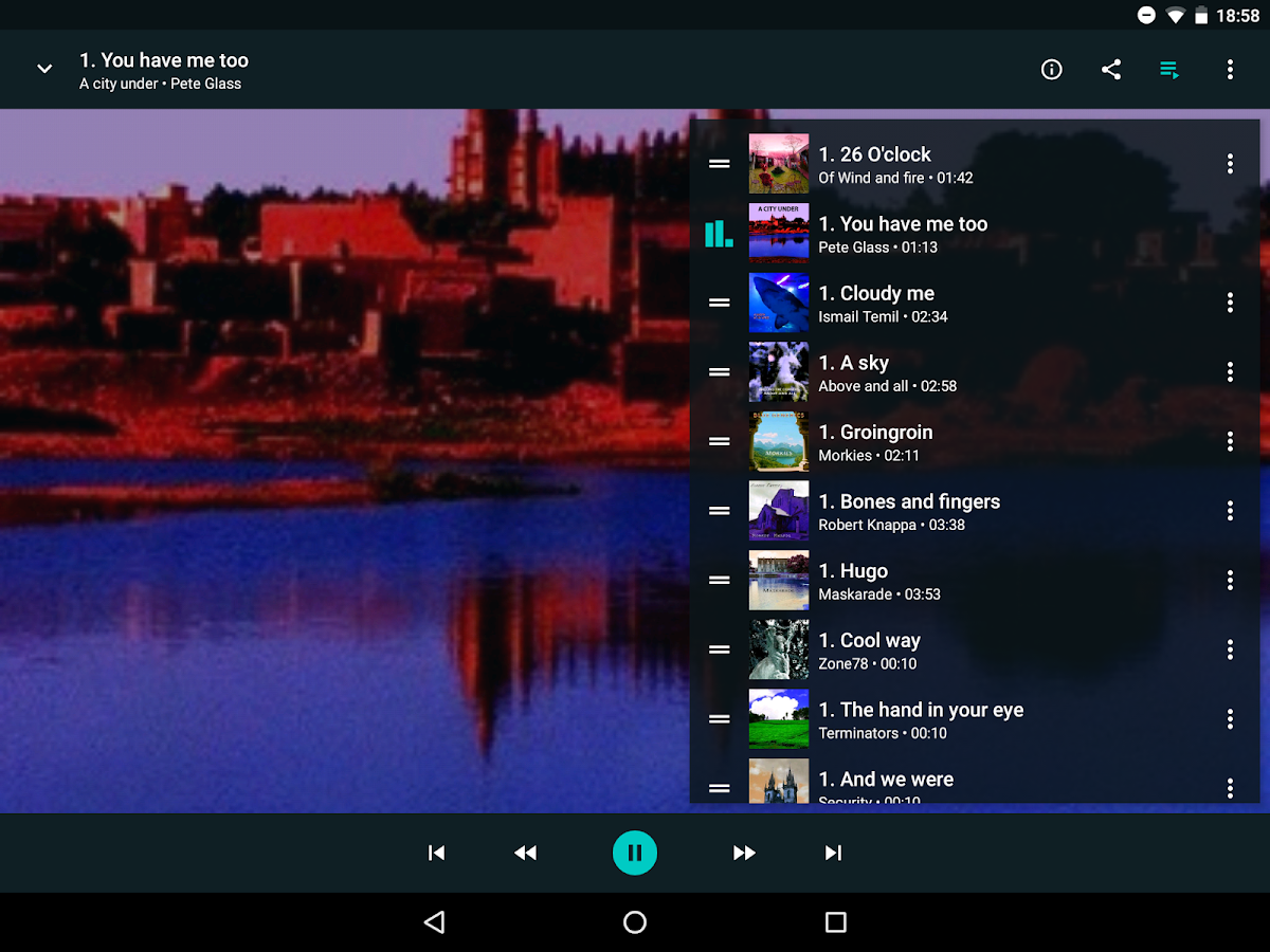 Yatse: Kodi remote Screenshot 9