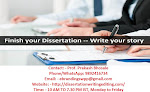 6.Proficient Dissertation Writing Services in Nashik