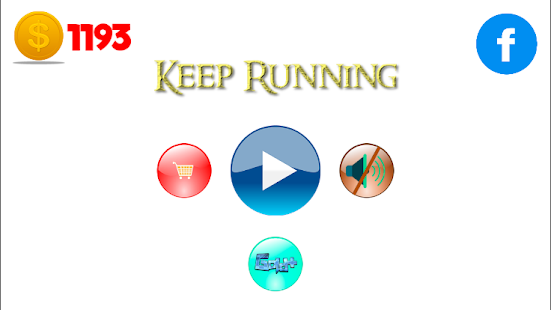 Keep Running - screenshot