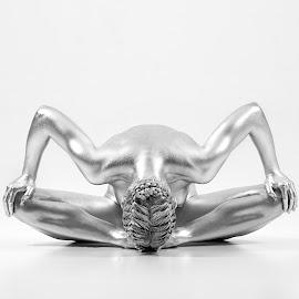by Daniel Kopečný - Nudes & Boudoir Artistic Nude ( silver )