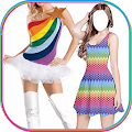 Rainbow Dress Photo Montage APK for Ubuntu