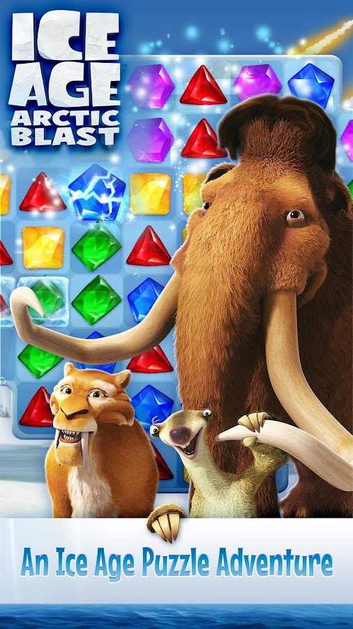 Ice Age: Arctic Blast Screenshot 0
