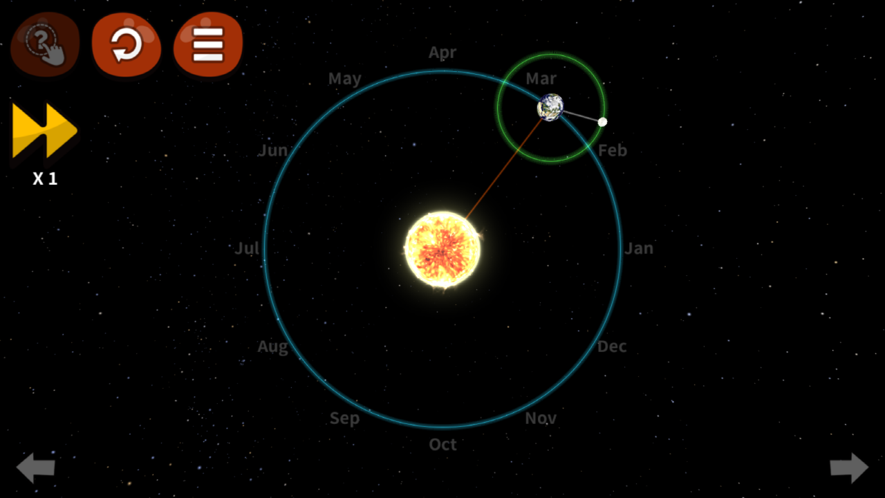 You Know Solar Eclipse? Screenshot 1