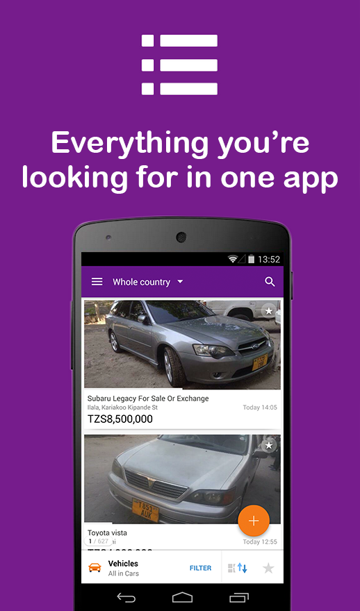 OLX Kenya Sell Buy Cars Jobs Screenshot 4