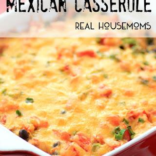 Mexican Casserole Cream Cheese Recipes