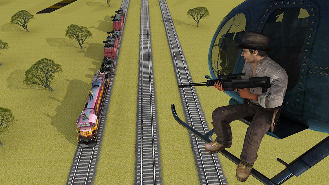 Furious Train Sniper 2016 Screenshot 10