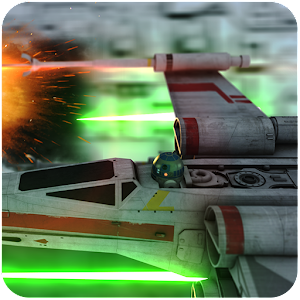 Repeat Luke Skywalker's achievement of destroying the Death Star. APK Icon