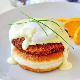 Crab Cake Eggs Benedict Recipes