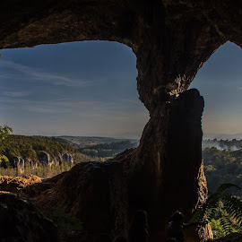 ochilata cave by Александър Бл - Landscapes Caves & Formations ( cave )