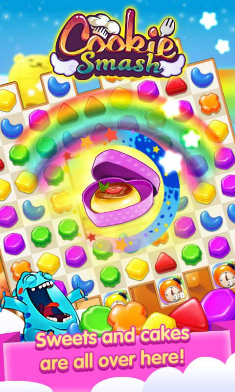 Cookie Smash Screenshot 3