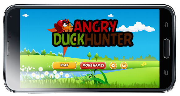 Angry Duck Hunter