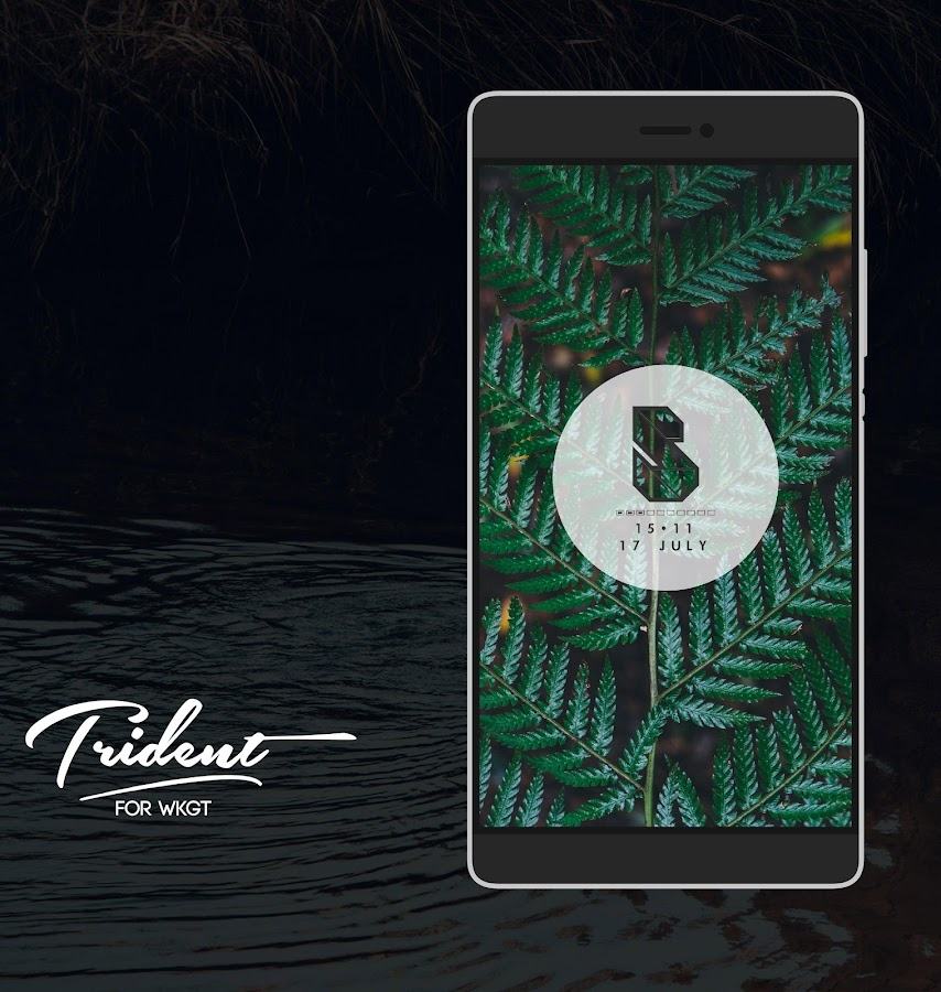Trident for KWGT Screenshot 2