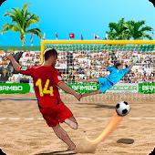 Shoot Goal - Beach Soccer World Cup