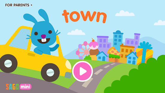 Sago Mini Town for pc