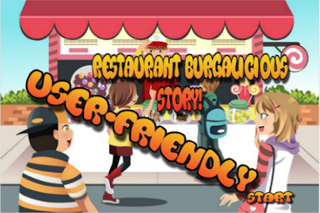 Restaurant Burgalicious story! - screenshot
