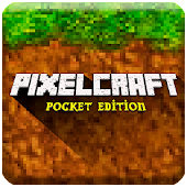 Free PixelCraft Pocket Edition APK for Windows 8