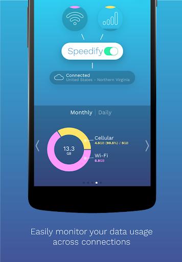 Speedify VPN - Unlimited Secure VPN screenshot 2