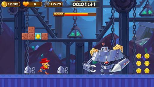 Super Adventure of Jabber screenshot 8