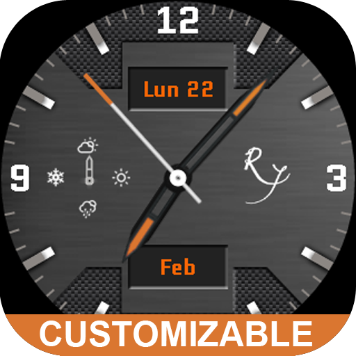 Watch Face - Ry Carbon (app)