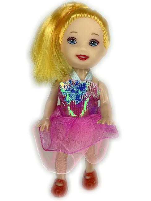 Кукла серии Kelly, с подвесом, в ассорт