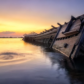 Broken by Dikky Oesin - Transportation Boats