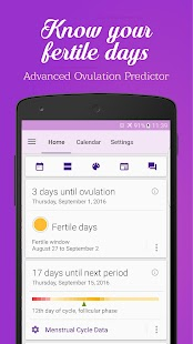 Period & Ovulation Tracker APK for Ubuntu