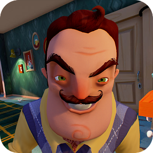 Strategy Scary Hello Neighbor 4 - 3D For PC