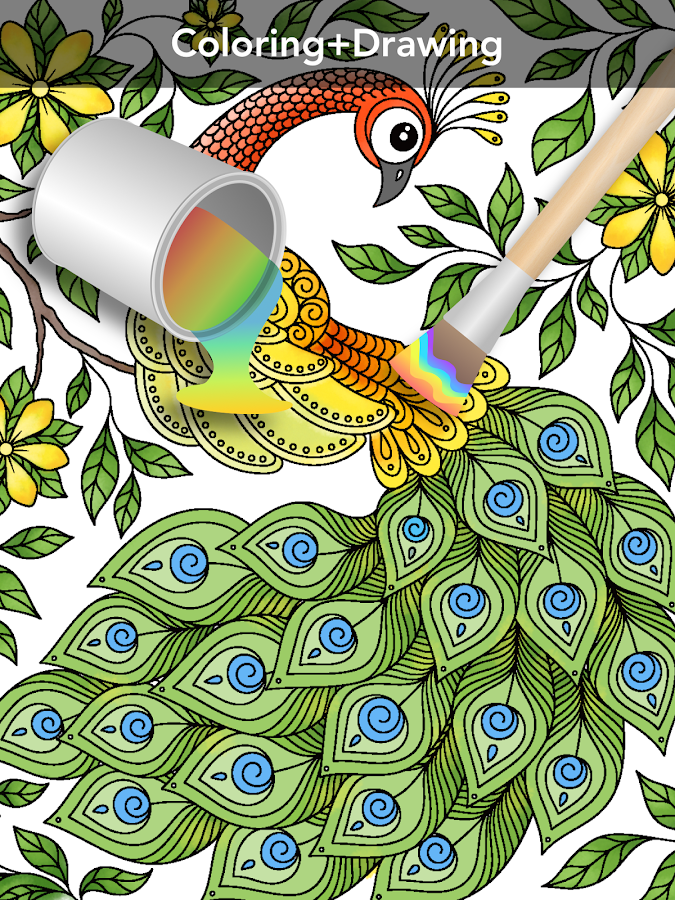 Garden Coloring Book Screenshot 11