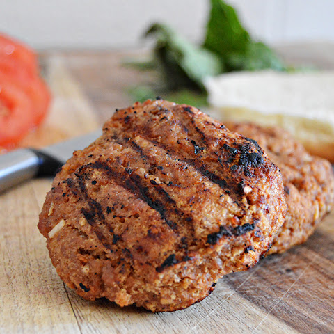 Barbecue Ranch Turkey Burgers