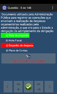 RADA - Concurso EAOF - screenshot