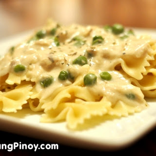 Tuna Pasta Alfredo Recipes