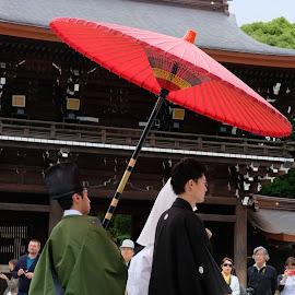 Japanese Wedding Ceremony by Sugiarto Widodo - Wedding Ceremony ( japanese, wedding photography, weddings, wedding,  )