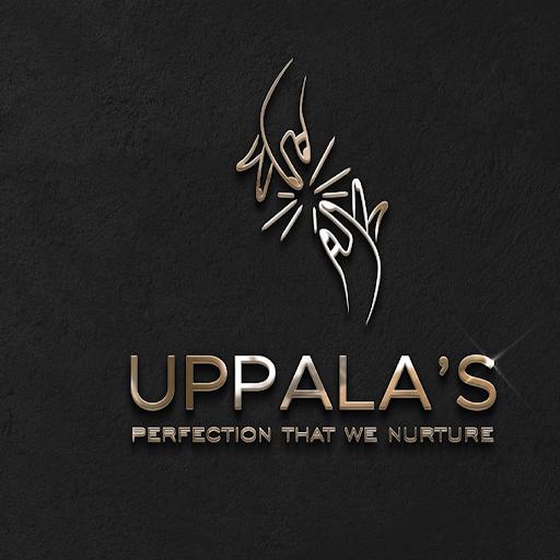 Uppala's Unisex Salon and Tattoo Studio, Jeedimetla, Jeedimetla logo