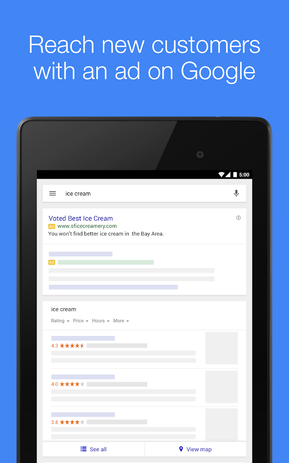 AdWords Express Screenshot 10