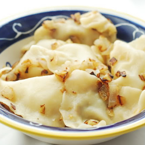 Potato And Cheese Dumplings