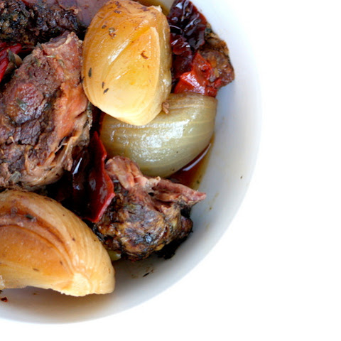 Crockpot Roast In Ancho Chili Sauce