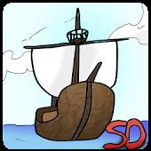 Guerra de Barcos SD APK for Bluestacks