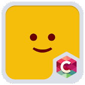 Download Warm Simple Smile Theme HD APK on PC