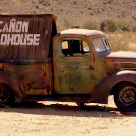 Canyon Roadhouse by Fanie van Vuuren - Novices Only Objects & Still Life