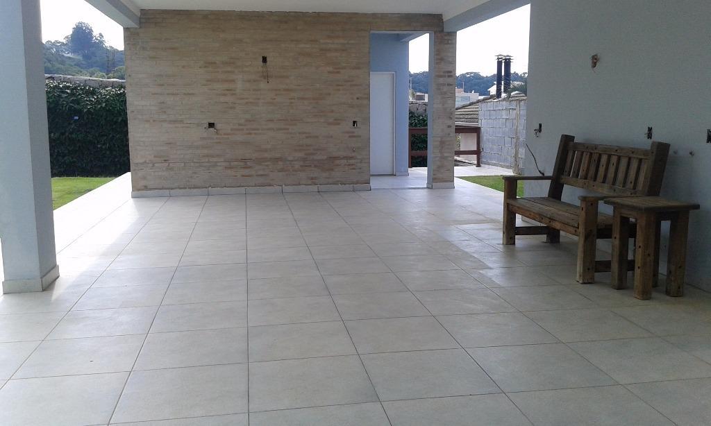 Casa 4 Dorm, Serra dos Lagos, Cajamar (CA1057) - Foto 14