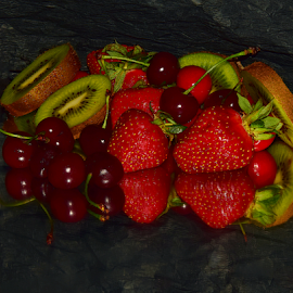 colorful fruits  by LADOCKi Elvira - Food & Drink Fruits & Vegetables