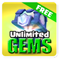 App Gems Of Chest Clash Royal Free APK for Kindle