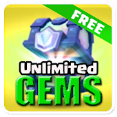 Gems Of Chest Clash Royal Free Icon