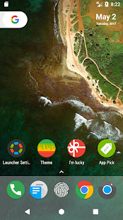 N Launcher Pro - Nougat 7.0 Screenshot