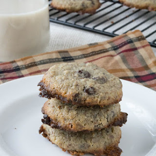 Sugar-Free Grain Free Chocolate Chip Cookies