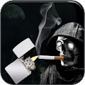 App Smoke Cigarette Lock Screen APK for Windows Phone